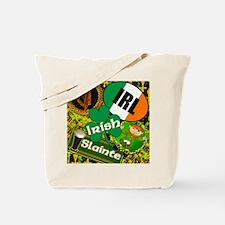 EMERAL-MEMORIES-IRISH-PILLOW Tote Bag