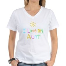I Love My Aunt! Shirt