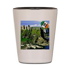 IRELAND-PILLOW Shot Glass
