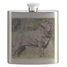 Neapolitan Mastiff AA021D-045 Flask