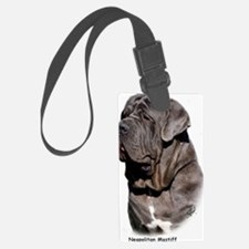 Neapolitan Mastiff 9Y393D-061 Luggage Tag