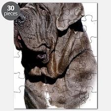 Neapolitan Mastiff 9Y393D-061 Puzzle