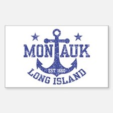 Montauk Long Island Decal