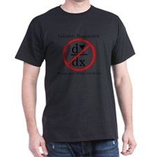 Dont Drink and Derive - Wine T-Shirt