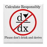 Maths Drink Coasters