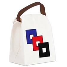Polyamory Pride Canvas Lunch Bag