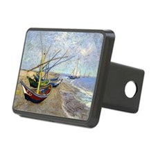 NC VG Boats Hitch Cover