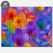 Art Whitaker Flowers 10 10 300 Puzzle