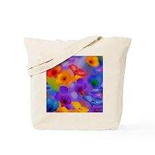 Art Whitaker Flowers 20 16 Tote Bag