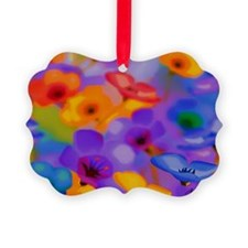 Art Whitaker Flowers 35 23 300 Ornament