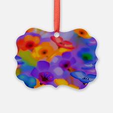 Art Whitaker Flowers 35 23 300 Ornament