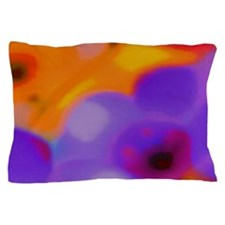 Art Whitaker Flowers 35 23 300 Pillow Case