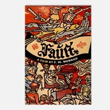Faust Postcards (Package of 8)
