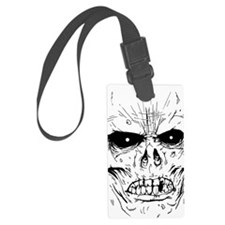 zombieface Luggage Tag
