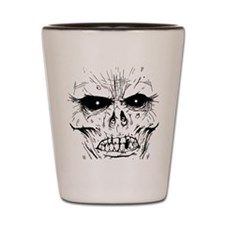 zombieface Shot Glass