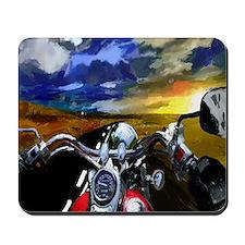 Easy Rider Mousepad