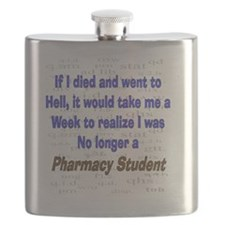 if I died pharmacy student Flask