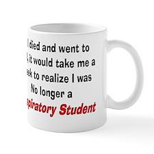 If I died resp student Mug