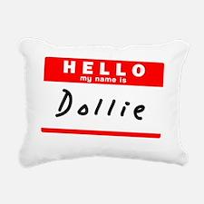 Dollie Rectangular Canvas Pillow