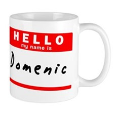 Domenic Small Mug