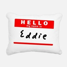 Eddie Rectangular Canvas Pillow