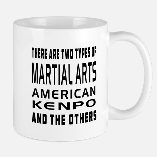 American Kenpo Designs Mug