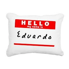 Eduardo Rectangular Canvas Pillow