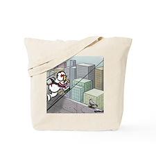 stuntelvis2 Tote Bag