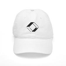 rearden inverse transparent Baseball Cap