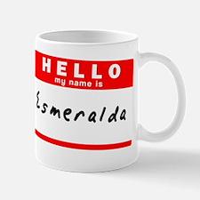 Esmeralda Small Small Mug
