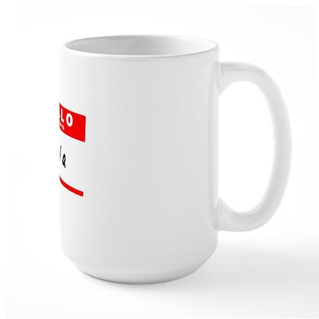 Eula Large Mug