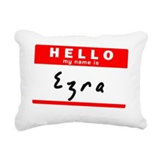 Ezra Rectangular Canvas Pillow