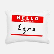 Ezra Rectangular Canvas Pillow