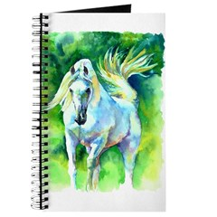 Arabian Horse Art Journal