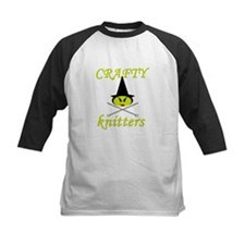 crafty knitter (witch) Tee