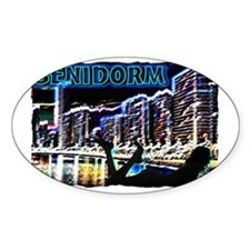 benidorm Decal