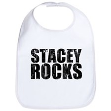 Stacey Rocks Bib