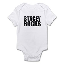 Stacey Rocks Infant Bodysuit