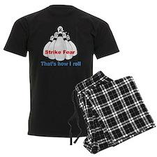 strike fear Pajamas
