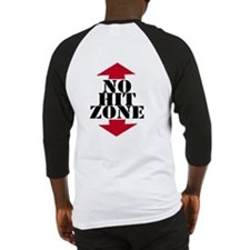 Racqueteer - No Hit Zone, Baseball Jersey