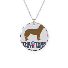 Obama other white meat Necklace