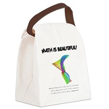 beautiful_12 Canvas Lunch Bag