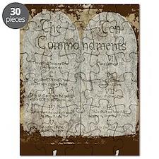 10 Commandments Journal Puzzle