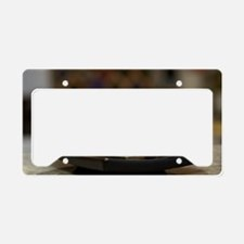 Cheese  Crackers License Plate Holder