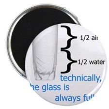 Glass 1-2 full Magnet