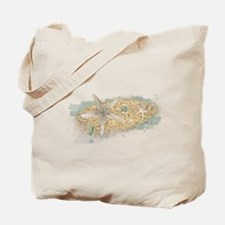 Sea Treasure Tote Bag