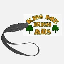kiss-me-irish-ars Luggage Tag