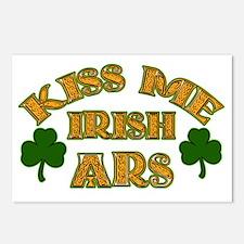 kiss-me-irish-ars Postcards (Package of 8)