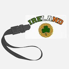 IRELAND-VARSITY Luggage Tag