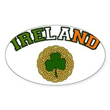 IRELAND-VARSITY Decal